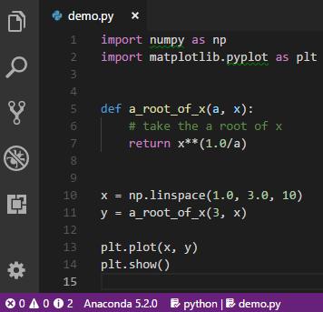 Charles Jekel - jekel me - Visual Studio Code Python Setup